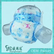 Venta al por mayor súper absorbencia mimar pañales del bebé / pañales para adultos para áfrica