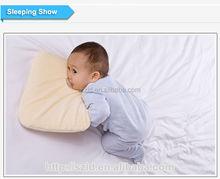 Best-selling Superior Velvet Porous Baby pillow, Nursing Sleeping Rectangle Baby Pillow