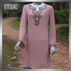Modern Islamic Fashion Soft Fabric Abaya Jilbab Silk Route Clothing