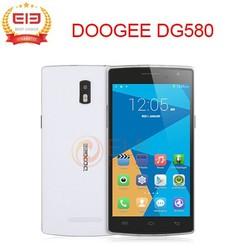 Original Doogee DG580 5.5 inch Android 4.4 Smart Phone MTK6582 Quad Core CPU 960*540 IPS Screen 3G WCDMA 1G 8G 8MP Camera