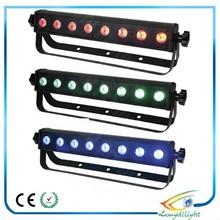 8*3w rgb 3in1 led mini party light/led stage bar light