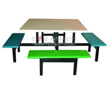 Dining Room Furniture Fast Food Restaurant Dining Table and Chair