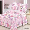 Hot sales flower printed cotton batting for quilt
