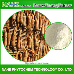 100% Natural No Pesticide Residues Plant Exctract Ginseng Root Extract Powder Ginseng Extract