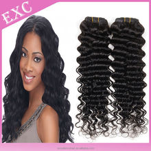 High quality low price Brazilian hair bun