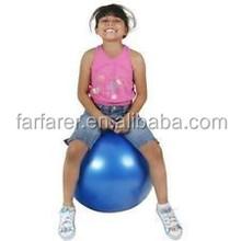 65cm inflatable space kids hopper/jumping ball/ bounce ball