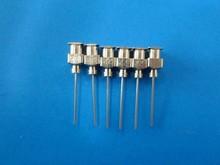 Transparent plastic needle box/ Stainless steel needle/knitting needle box
