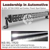 """2014 New Product Automobile Tuning Light offroad 20"""" led light bar 100w"""