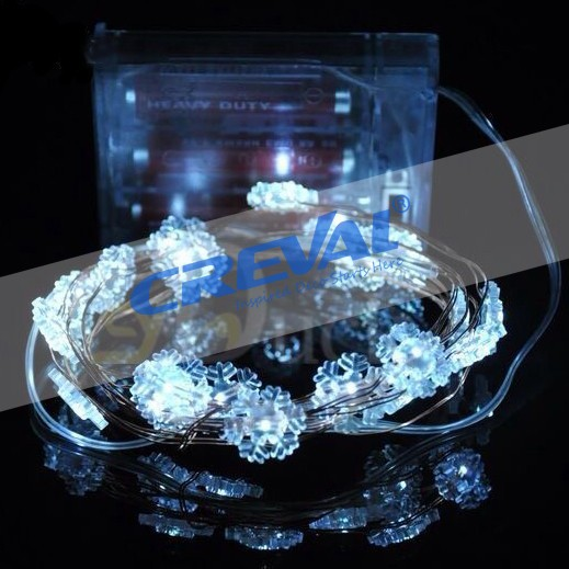 Fairy String Lights Submersible Waterproof Battery Pack Led Cool White : Battery operated mini lights for crafts