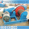 Durable electric wire rope winch machine for sale