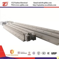 Low and Mediumn Voltage electric busbar system for power Distribution