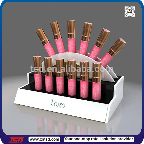Tsda40 Acrylic Lipstick Display StandAcrylic Cosmetic Display Fascinating Cosmetic Retail Display Stands