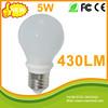 Energy Saving 360 Degree Smd 2835 5W Led Bulb Light For Sale