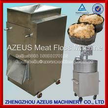 How to make dried beef floss machine