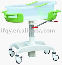 Modern adjustable baby cart with wheels