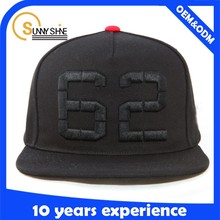 China factory Custom Blank Snapback Cap for sale men hats wholesale