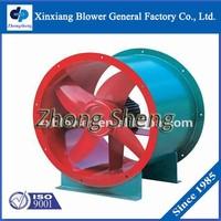 Low Noise Antiwear Marine Ventilation Fan Used In Workshop