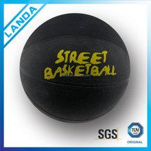 children shooting machine hot sale rubber basketballs