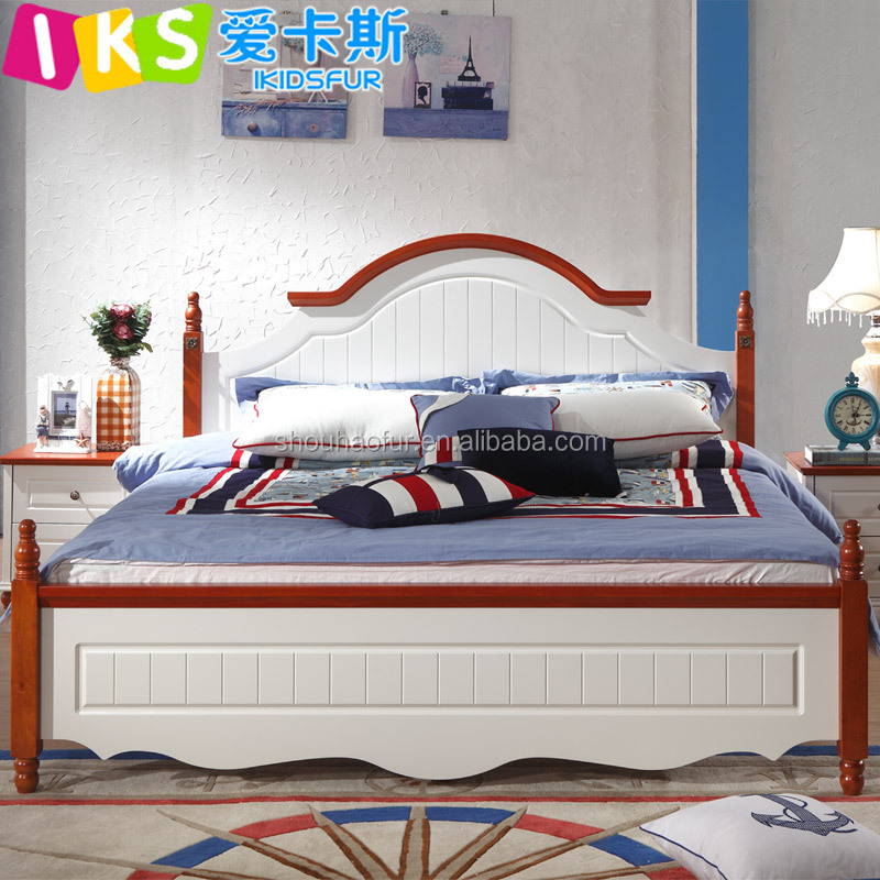 2015 Foshan Mediterranean Style Import Bedroom Furniture