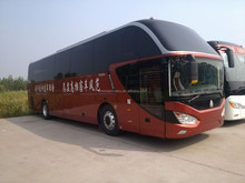 55 seaters TRAVELING long distance luxury bus in india