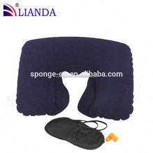 inflatable airplane pillow, inflatable armrest pillow, inflatable back support pillow