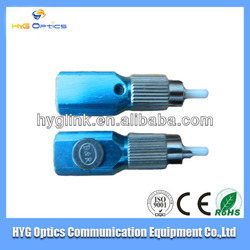 FC SC LC ST optical bare fiber adapter