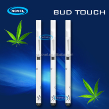 luxury design and high quality without button just need inhale bud touch 2012 atomizer