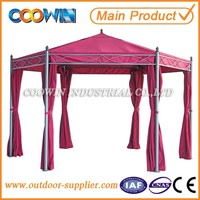 2015 New durable outdoor gazebo,Outdoor Garden Gazebo,Metal Gazebo