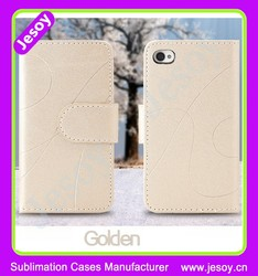 JESOY New Products Flip Leather Mobile Phone Cases For Samsung S5260