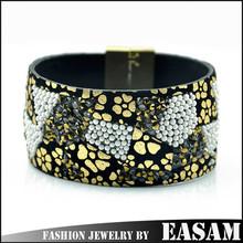 Manchette Bresilienne Ethnique Celbrite Ipanema Brazilian Bracelet 2015 France Bracelet For Women Femme Bracelet ES-BM6060
