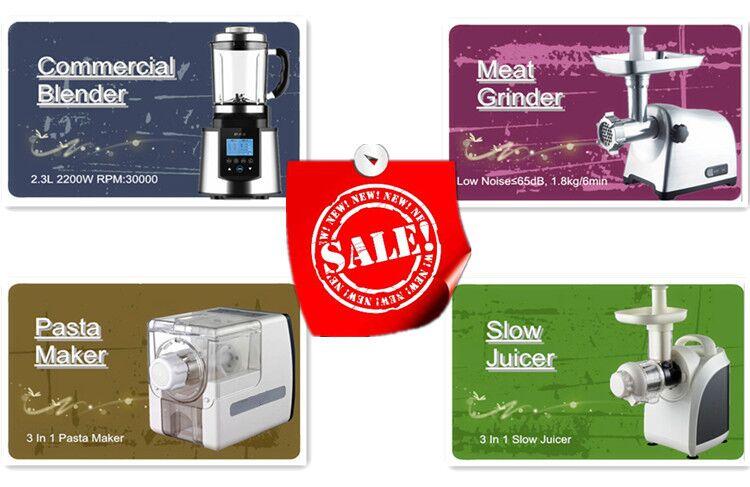 Mini commercail liquidificador suco elétrico maker com CE, CB, GS, ROHS
