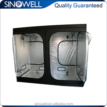 hydroponic home box/greenhouse 2402x240x200cm grow tent/600d mylar grow tent for plant growth