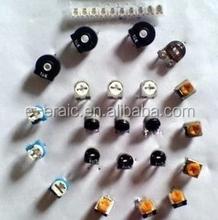 Adjustable potentiometer 6*6mm EVND8AA03B52 (500R) DIP
