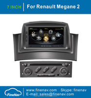 3G Wifi Car DVD for Renault Megane 2 II Fluence 2002-2008 With GPS Navgation Radio BT Audio Video Player Free Map