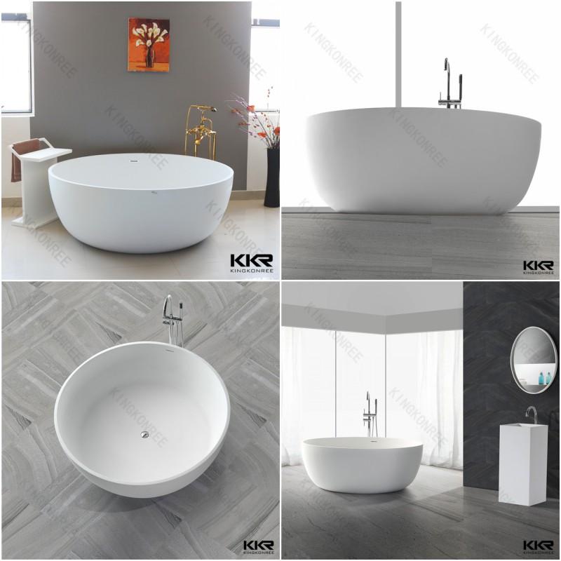 Round Bath Tubs : hotel used freestanding round bathtub