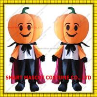 Soft plush Pumpkin holloween mascot costume adult holloween mascot costume