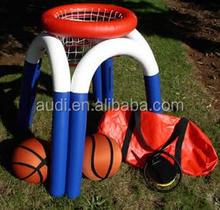 Slam Dunk Inflatable Monster Basketball