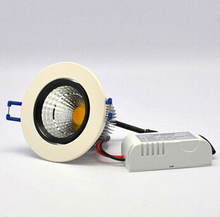 B-KD5WCOB die cast aluminum round EPISTAR led downlight