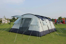 Double Layers Camping Tent with Bedroom and Living Room,family tents