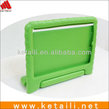 2013 silicone Material Cover Case with hand For Mini Ipad