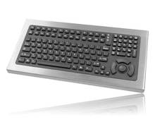 DT-5K-IS Stainless Steel Intrinsically Safe Keyboard