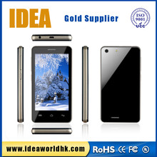 Cheap And Perfect MTK6572S mart phone 4Inch Dual Core Android Mobile Factory IDEA