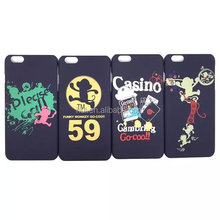 Fashion soft pc design of 2015 cellular phone accessory for iphone6 6 plus
