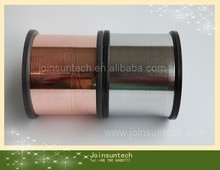 High quality pv ribbon lead solder wire 0.24X1.5mm for solar panel manufacturing solar cell soldering