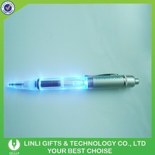 Advertising Gift Customized Color Led Metal Pens