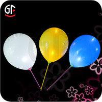 Event Party Supplies China Gift Items Latex Glowing Balloon