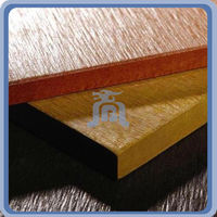 Merrin Board, Colored Reinforced Light-weight Calcium Silicate Exterior Wall Board
