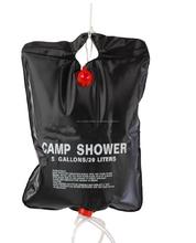 campo de ducha portátil camping ducha solar