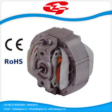 240V Single phase shaded pole motor for prime mover with UL approvel