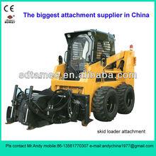 skid steer loader planner (skid loader attachment,bobcat attachment)